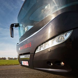Neoplan side view