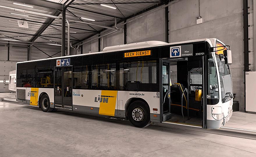 Multiobus lijnbus