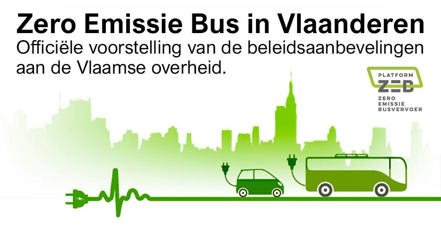 Zero Emmissie Busvervoer Vlaanderen