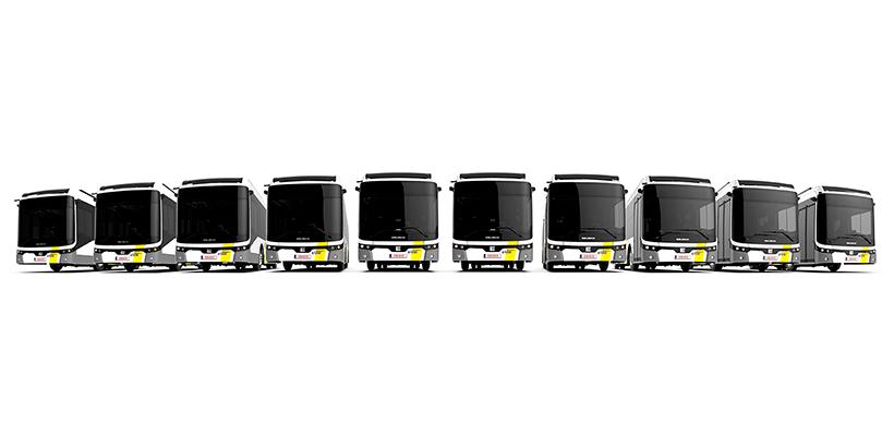 Multiobus bestelt 10 elektrische autobussen