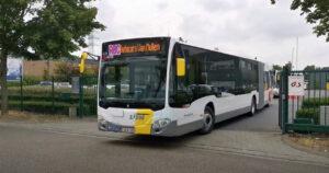 Hybride Citaro autobussen
