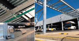 Voorbereidingswerken komst elektrische autobussen