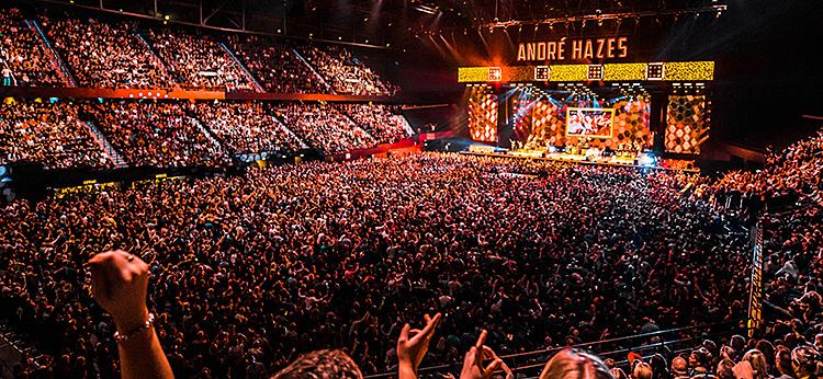 Concert André Hazes 2001